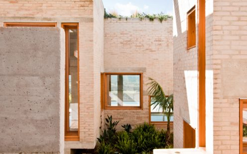 "Can Jaime i n Isabelle; Brick Award 2020 Special Prize Winner; Category ""Feeling at Home""; Architects: TedA Arquitectes; Photo:  TedA Arquitectes"