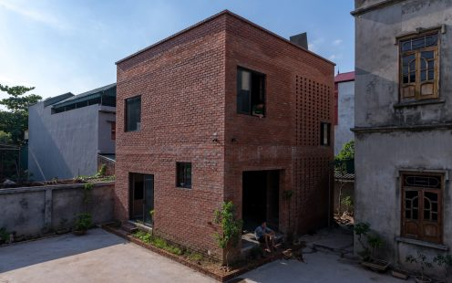 AgriNesture; Brick Award 2020 Nominee Category Feeling at home; Architects H&P Architects; Vietnam; Photo: Nguyen Tien Thanh