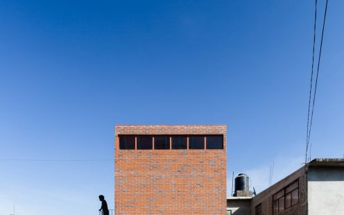 "Palmas House; Brick Award 2020 Category ""Feeling at Home""; Architects: DOSA STUDIO, Photo:  Onnis Luque"