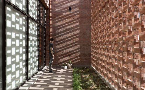 "Casa Joven; Brick Award 2020 Nominee Category ""Feeling at Home""; Architects: 226arquitectos, Photo:  Constanza Otero"