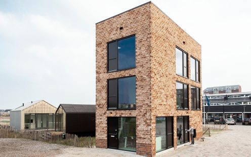 "Tiny Towers; Brick Award 2020 Category ""Living Together""; Architects: House of Architects, Photo:  Ricky Rijkenberg"