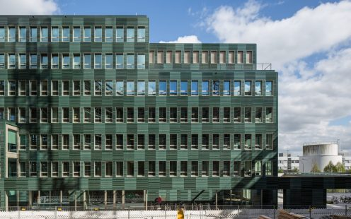 "H7; Brick Award 2020 Category ""Working Together""; Architects: Andreas Heupel Architekten BDA, Photo: Christian Richters"