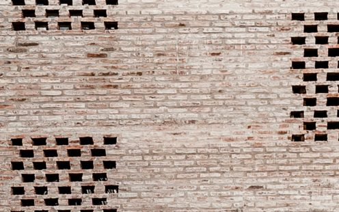"Little Building; Brick Award 2020 Category ""Working Together""; Architects: Federico Marinaro, Photo: Walter Gustavo Salcedo arquitect"
